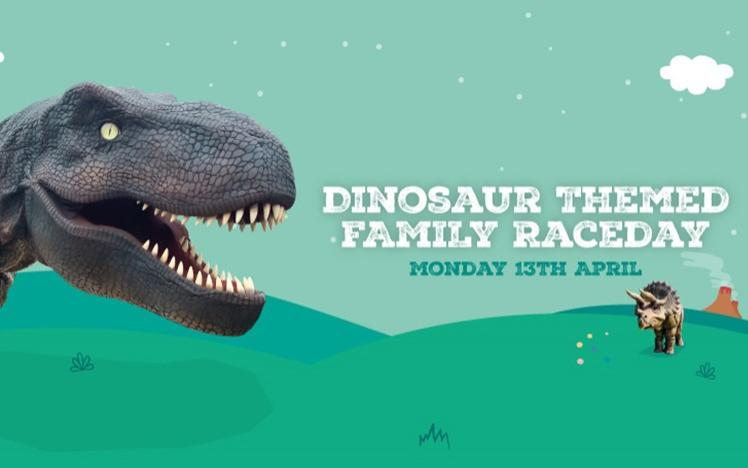 Dinosaur Themed Family Raceday