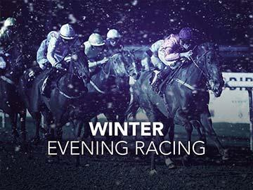 Winter Evening Racing banner image.