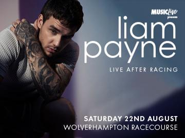 Liam Payne Live on Ladies Day