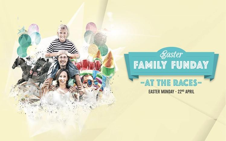 Family Funday on Easter Monday at Wolverhampton Racecourse